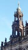 Um fragmento da galeria fotográfica dos antigos mestres em Dresden, Alemanha Fotografia de Stock