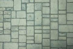 Um fragmento do pavimento Imagem de Stock