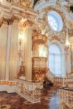 Um fragmento dos salões do eremitério Imagens de Stock Royalty Free