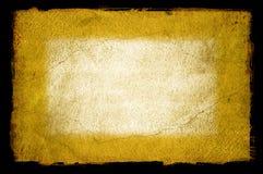 Um frame textured de Grunge Fotos de Stock