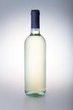 Um frasco do vinho branco Foto de Stock Royalty Free