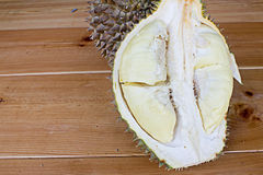 Um fruto do Durian Fotos de Stock Royalty Free