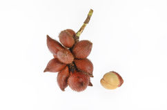 Fruto fresco de Salaka Fotografia de Stock Royalty Free
