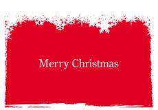 Um fundo agradável do Natal Foto de Stock