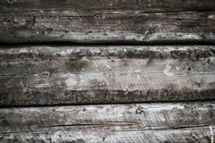 Um fundo de madeira áspero das pranchas do vintage obsoleto Imagem de Stock Royalty Free