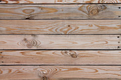 Um fundo de madeira Fotografia de Stock Royalty Free