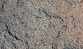 Um fundo de pedra crocked natural bonito da textura foto de stock royalty free