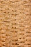 Um fundo do teste padrão da fibra, fazendo do weave uma corda Foto de Stock Royalty Free
