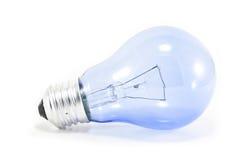 Um globo do azul de luz do dia fotos de stock royalty free