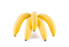 Um grupo das bananas Fotos de Stock
