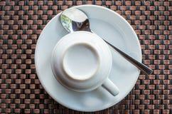 Um grupo de caneca de café fotografia de stock