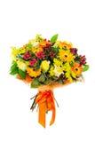 Um grupo de flores