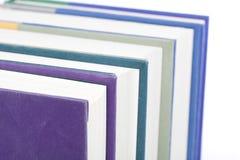 Um grupo de livros Foto de Stock Royalty Free