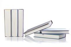 Um grupo de livros Imagens de Stock Royalty Free