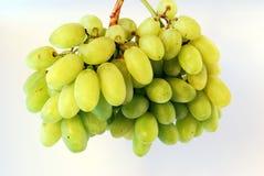 Um grupo de uvas Foto de Stock