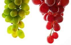 Um grupo de uvas Imagem de Stock Royalty Free