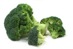 Um grupo dos bróculos Imagens de Stock