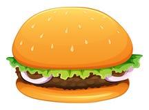 Um Hamburger grande ilustração stock