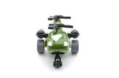 Um helicóptero militar fotografia de stock