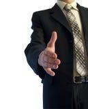 Um homem de negócio Imagem de Stock