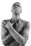 Um homem sujo Imagem de Stock