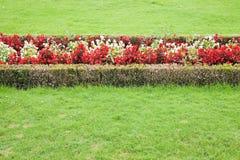 Um jardim finamente manicured Imagens de Stock Royalty Free