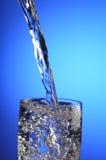 Um jato da água #1 imagem de stock royalty free