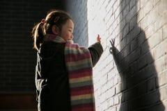 Jogo com luz do sol Imagens de Stock Royalty Free