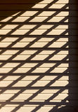 Um jogo das sombras Fotografia de Stock Royalty Free