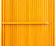 Um lápis afiado Fotos de Stock Royalty Free