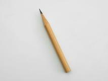 Um lápis afiado imagens de stock royalty free