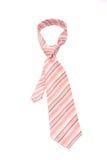 Um laço cor-de-rosa imagens de stock