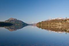Um lago Imagem de Stock