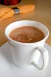 Um latte Foto de Stock Royalty Free