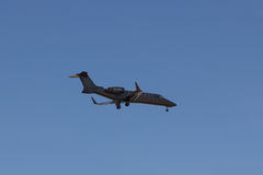 Um Learjet 45 Imagens de Stock