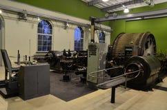 Um levantamento do motor de vapor Imagens de Stock Royalty Free