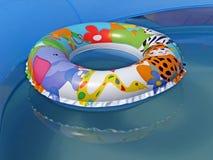 Um lifebuoy Fotografia de Stock