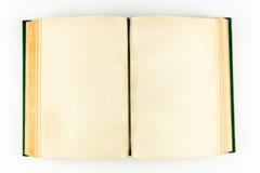Um livro aberto Imagem de Stock