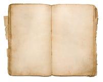 Um livro velho Foto de Stock