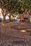 Um lugar a descansar com sombras foto de stock royalty free
