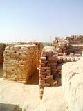 Um lugar do daro de Mohenjo Imagens de Stock Royalty Free