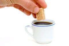Um mais açúcar? Fotos de Stock