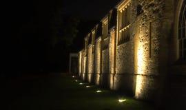 Um Masterpeice iluminado por holofotes Fotografia de Stock Royalty Free