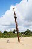 Um mastro Imagem de Stock Royalty Free