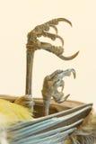 Um melharuco azul falecido Fotografia de Stock Royalty Free