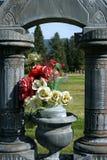 Um memorial. imagens de stock