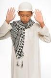 Menino muçulmano Imagens de Stock