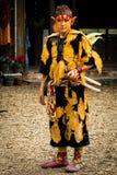Um menino no traje Foto de Stock