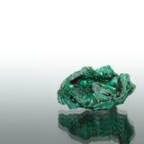Um mineral da malaquite Imagem de Stock