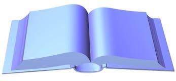 Um molde do livro ilustração do vetor